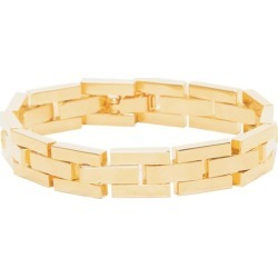 Lovard - Flat Chain Bracelet - Gold found on Bargain Bro Philippines from Wolf & Badger US for $125.00