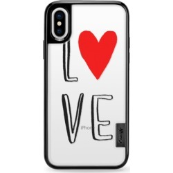 Classic Grip Case for iPhone Love, Hearts