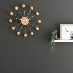 London Clock Company Sputnik Wall Clock