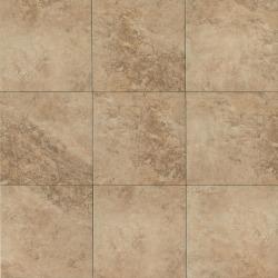 """Stonefire 12"""" x 12"""" Floor & Wall Tile in Beige"""