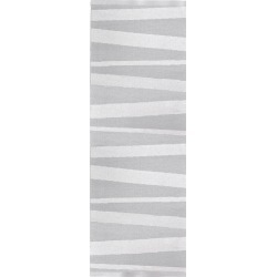 Åre Striped Rug Grey, 200x70 found on Bargain Bro UK from Clippings