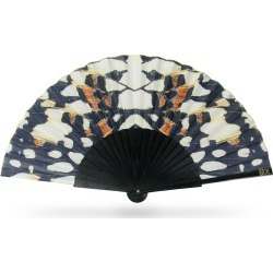 Khu Khu - Black Nymph Hand-Fan found on Bargain Bro from Wolf & Badger US for USD $61.56