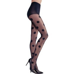 Tag Socks - Tag Socks Fashionista Big Dots 20 Den