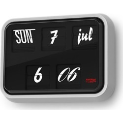 Font Clock G225 - Set of 2