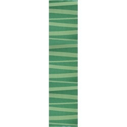 Åre Striped Rug Green, 300x70 found on Bargain Bro UK from Clippings