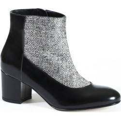 Tweed Patent Leather Boots found on Bargain Bro Philippines from hardtofind.com.au for $237.24