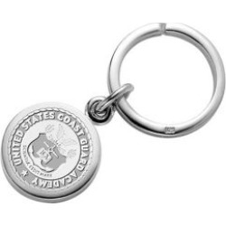 Coast Guard Academy Sterling Silver Insignia Key Ring found on MODAPINS from Our Campus Market for USD $119.00