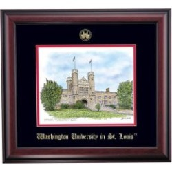 Washington in St. Louis Prestige Framed Artwork