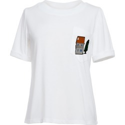 Tomcsanyi - Marcali Duplex Embroidery T-Shirt found on Bargain Bro India from Wolf & Badger US for $113.00