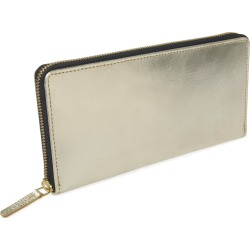 VIDA VIDA - Gold Leather Travel Purse found on Bargain Bro Philippines from Wolf & Badger US for $72.00