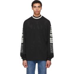 God Black Mesh Motocross Jersey Sweater