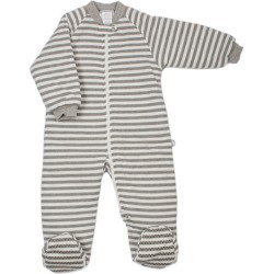 Buggy bag baby sleeping bag 3.0 tog in grey & white stripe found on Bargain Bro India from hardtofind.com.au for $57.20