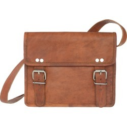 VIDA VIDA - Vida V Mini Leather 2 Buckle Bag found on Bargain Bro Philippines from Wolf & Badger US for $56.00