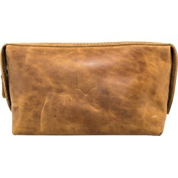 Mr Fox - Toiletry Bag Tabaco found on Bargain Bro UK from Wolf and Badger