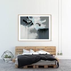 The Tamara. Framed Print
