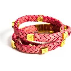 Tissuville - Brio Bracelet Raspberry Gold found on Bargain Bro Philippines from Wolf & Badger US for $151.00