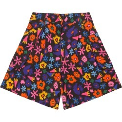 Tomcsanyi - Duna Cargo Shorts 'Doodle Flower' found on MODAPINS from Wolf and Badger for USD $189.07