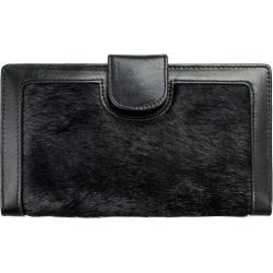 Doris leather wallet in black found on Bargain Bro from hardtofind.com.au for USD $56.80
