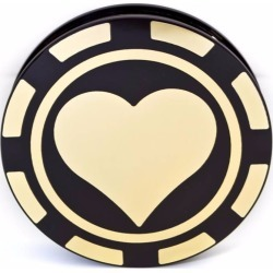 YOANNY GARCIA - Golden Poker Chip found on Bargain Bro UK from Wolf and Badger