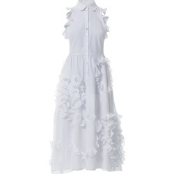 Talented - Ruffled Hearts Batiste A Line Dress