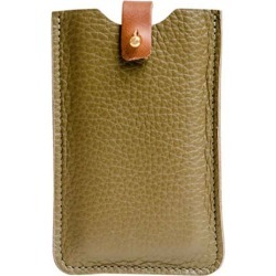 N'Damus London - iPhone Sleeve Olive found on Bargain Bro Philippines from Wolf & Badger US for $74.00