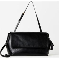 Flap Bag In Black
