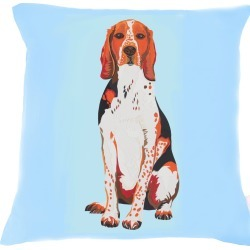 Chloe Croft London Limited - Hound Cushion found on Bargain Bro UK from Wolf and Badger