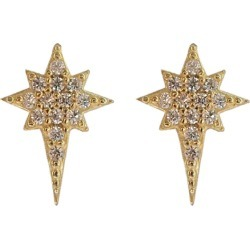 Wild Hearts - Ice Pick Ear Studs in Gold found on Bargain Bro from Wolf & Badger US for USD $52.44