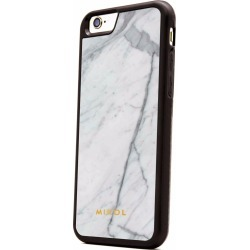 MIKOL - Carrara White & Black Border iPhone 6 PLUS Case found on Bargain Bro Philippines from Wolf & Badger US for $109.00