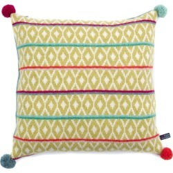 Katie Victoria - Medina Stripe Cushion found on Bargain Bro UK from Wolf and Badger