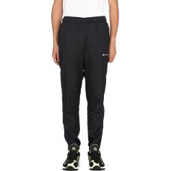 Nylon Warm Up Pants - Black