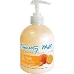 Society Hill Antibacterial Soap, Orange, 500 Ml Bottles, 12/ca (Sch500Lor)