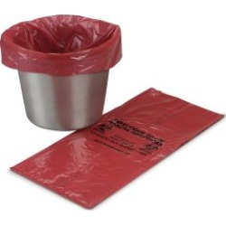 Mckesson Anti-Static Kick Bucket Liners, 1 Each (180142_Ea) - Mckesson Brand found on Bargain Bro from CleanItSupply.com for $0.12