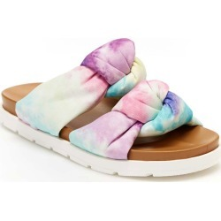 BCBG Girls Brielle Girls' Toddler-Youth Multi Sandal 4 Youth M found on MODAPINS from Shoemall.com for USD $44.95