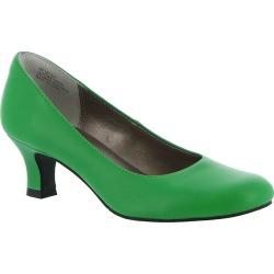ARRAY FLATTER Women's Green Pump 12 M