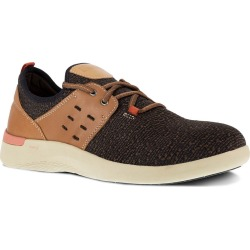ROCKPORT WORKS TruFlex Work Comp Toe Men's Brown Oxford 8.5 W found on Bargain Bro from Shoemall.com for USD $91.16