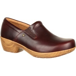 4EurSole Comfort4Ever Twin Gore Slip-On Women's Brown Slip On EURO 38 M