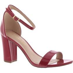 Madden Girl Beella Women's Red Sandal 6.5 M