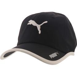 PUMA Women's PV1577 Greta Running Cap Black Hats One Size