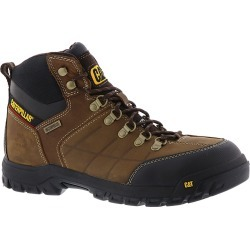 Caterpillar Threshold WP ST Men's Brown Boot 13 W found on Bargain Bro Philippines from Shoemall.com for $93.95
