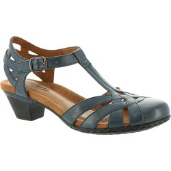 Rockport Cobb Hill Collection Aubrey Women's Navy Sandal 9 N found on Bargain Bro India from Shoemall.com for $99.95