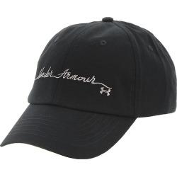 Under Armour Women's Novelty Favorite Cap Black Hats One Size