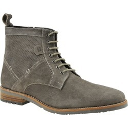 Ben Sherman Rugged Leather Boot BNM00095 Men's Grey Boot 10 M found on MODAPINS from Shoemall.com for USD $124.95