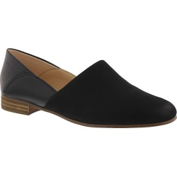 Clarks Pure Tone Women's Black Slip On 10 W found on Bargain Bro Philippines from Shoemall.com for $98.99