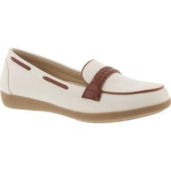 Beacon Harbor Women's White Slip On 8 N
