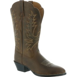 Ariat Heritage Western R Toe Wide Shaft Women's Brown Boot 6 C found on Bargain Bro Philippines from Shoemall.com for $159.95