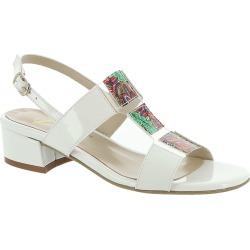Beacon Loretta Women's White Sandal 9 M