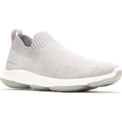 Hush Puppies Free Women's Grey Slip On 7 M found on Bargain Bro India from Shoemall.com for $99.95