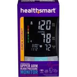 HealthSmart Premium Digital Arm Blood Pressure Monitor