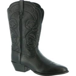 Ariat Heritage Western R Toe Wide Shaft Women's Black Boot 7.5 C found on Bargain Bro Philippines from Shoemall.com for $159.95